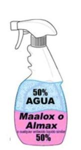 Spray para embarazadas en crisis