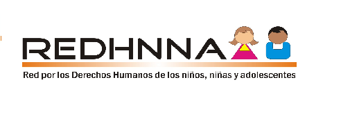 Resultado de imagen para Red por los Derechos Humanos de Niños, Niñas y Adolescentes logo