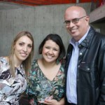 Con Gloriana y Jose Gregorio