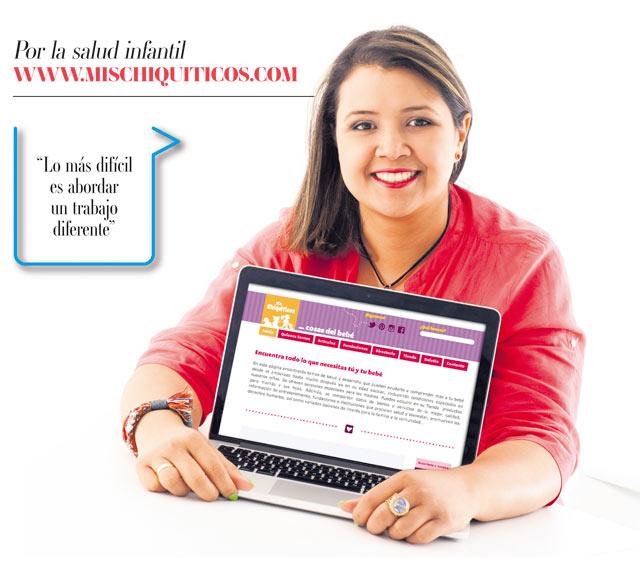 Lis Núñez. Mischiquiticos.com