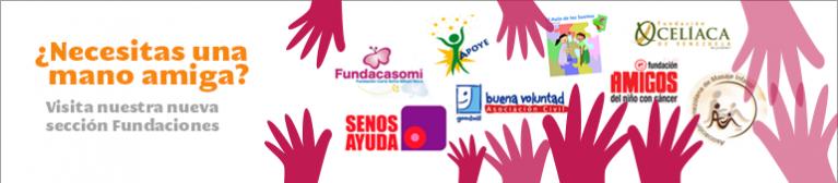 Apoya a nuestras Fundaciones