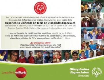 Olimpiadas Especiales celebrará el Día de las Personas con Discapacidad de las Naciones Unidas