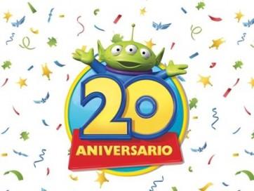 A celebrar el 20 Aniversario de Toy Story!