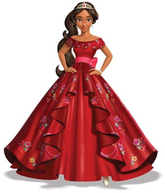 Elena de Avalor: la nueva princesa de Disney