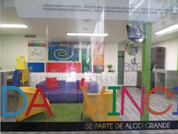 Centro de Arte y Aprendizaje Da Vinci para niños y familia