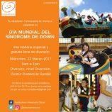 """Fundadown regala diversión en el """"Día Mundial del síndrome de Down"""""""