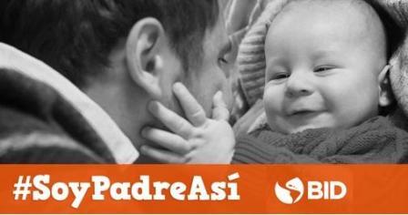 Únete a la campaña #SoyPadreAsí