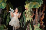 """""""Peter Pan buscando a Campanita"""" se despide en las tablas de Escena 8"""