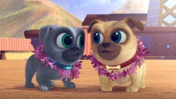 Puppy Dog Pals llega a Disney Junior